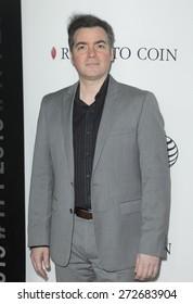 New York, NY - April 25, 2015: Kevin Corrigan attends 25th anniversary screening Goodfellas movie during Tribeca Film Festival closing night at Beacon theater