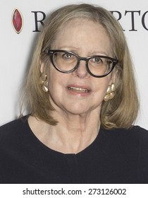 NEW YORK, NY - APRIL 25. 2015: Helen Morris attends the closing night screening of 'Goodfellas' during the 2015 Tribeca Film Festival at Beacon Theatre