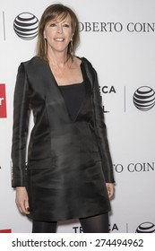NEW YORK, NY - APRIL 25: Tribeca Film Festival Co-founder Jane Rosenthal attends the closing night screening of 'Goodfellas' during the 2015 Tribeca Film Festival at Beacon Theatre