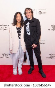 New York, NY - April 28, 2019: Dong Vincent, Lyle Vincent attend World premiere of movie Dreamland at Stella Artois Theatre at BMCC TRAC