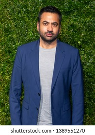 New York, NY - April 29, 2019: Kal Penn attends the Chanel 14th Annual Tribeca Film Festival Artists Dinner at Balthazar