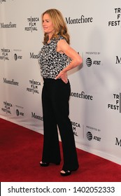 """NEW YORK, NY - APRIL 29: Elizabeth Shue attends """"Tribeca TV: The Boys"""" during the 2019 Tribeca Film Festival at SVA Theater on April 29, 2019 in New York City."""