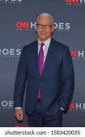 NEW YORK, NY - DECEMBER 08: Anderson Cooper attends the 13th Annual CNN Heroes at the American Museum of Natural History on December 08, 2019 in New York City.