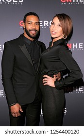 NEW YORK, NY - DECEMBER 09: Omari Hardwick attends the 12th Annual CNN Heroes: An All-Star Tribute at American Museum of Natural History on December 9, 2018 in New York City.