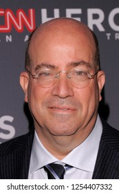 NEW YORK, NY - DECEMBER 09: President of CNN Jeff Zucker attends the 12th Annual CNN Heroes: An All-Star Tribute at American Museum of Natural History on December 9, 2018 in New York City.