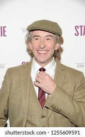 NEW YORK, NY - DECEMBER 10: Actor Steve Coogan attends the 'Stan & Ollie' New York screening at Elinor Bunin Munroe Film Center on December 10, 2018 in New York City.