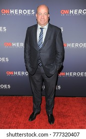 NEW YORK, NY - DECEMBER 17: Jeff Zucker attends 11th Annual CNN Heroes: An All-Star Tribute at American Museum of Natural History on December 17, 2017 in New York City.