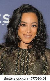 NEW YORK, NY - DECEMBER 17: Angela Rye attends 11th Annual CNN Heroes: An All-Star Tribute at American Museum of Natural History on December 17, 2017 in New York City.