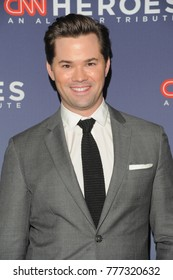 NEW YORK, NY - DECEMBER 17: Andrew Rannells attends CNN Heroes 2017 at the American Museum of Natural History on December 17, 2017 in New York City.