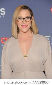 NEW YORK, NY - DECEMBER 17: S. E. Cupp attends CNN Heroes 2017 at the American Museum of Natural History on December 17, 2017 in New York City.