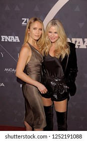NEW YORK, NY - DECEMBER 4: Christie Brinkley and Sailor Brinkley-Cook attend the 32nd FN Achievement Awards at IAC Headquarters on December 4, 2018 in New York City.