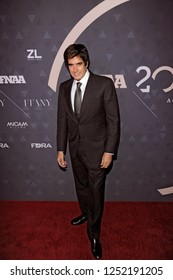 NEW YORK, NY - DECEMBER 4: David Copperfield attends the 32nd FN Achievement Awards at IAC Headquarters on December 4, 2018 in New York City.