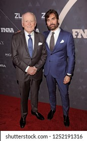 NEW YORK, NY - DECEMBER 4: Bruce Nordstrom and Michael Atmore attend the 32nd FN Achievement Awards at IAC Headquarters on December 4, 2018 in New York City.