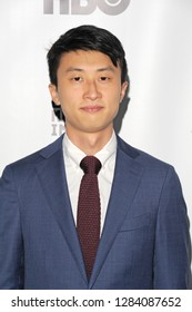 "NEW YORK, NY - JANUARY 10: Director Bing Liu for ""Minding The Gap"" attends The 12th Annual Cinema Eye Honors Awards at Museum of The Moving Image on January 10, 2019 in New York City."