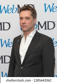 New York, NY - January 15, 2019: Rufus Wainwright attends WebMD Health Hero Awards ceremony at WebMD Corporate Headquarter