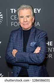 New York, NY - January 16, 2019: John Walsh attends In Pursuit With John Walsh Screening & Conversation at The Paley Center for Media