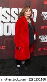 New York, NY - January 23, 2019: Elizabeth Ashley attends Russian Doll TV show season premiere at Metrograph