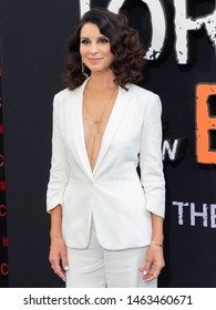 """New York, NY - July 25, 2019: Beth Dover attends """"Orange Is The New Black"""" Final Season World Premiere at Lincoln Center Alice Tully Hall"""