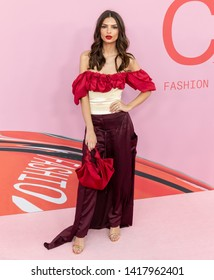 New York, NY - June 03, 2019: Emily Ratajkowski attends 2019 CFDA Fashion Awards at Brooklyn Museum