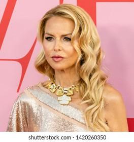 New York, NY - June 03, 2019: Rachel Zoe attends 2019 CFDA Fashion Awards at Brooklyn Museum