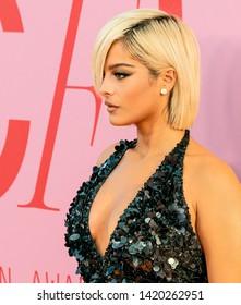 New York, NY - June 03, 2019: Bebe Rexha attends 2019 CFDA Fashion Awards at Brooklyn Museum
