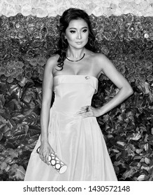 New York, NY - June 09, 2019: Ashley Park attends the 73rd Annual Tony Awards at Radio City Music Hall