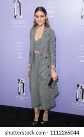 NEW YORK, NY - JUNE 12: Influencer Olivia Palermo attends 2018 Fragrance Foundation Awards at Alice Tully Hall at Lincoln Center on June 12, 2018 in New York City.
