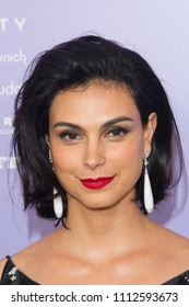 NEW YORK, NY - JUNE 12: Actress Morena Baccarin attends 2018 Fragrance Foundation Awards at Alice Tully Hall at Lincoln Center on June 12, 2018 in New York City.