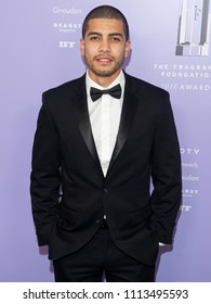 New York, NY - June 12, 2018: Rick Gonzalez attends 2018 Fragrance Foundation Awards at Alice Tully Hall at Lincoln Center