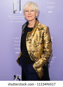 New York, NY - June 12, 2018: Joanna Coles attends 2018 Fragrance Foundation Awards at Alice Tully Hall at Lincoln Center