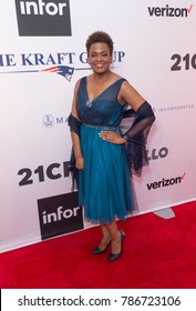 New York, NY - June 12, 2017: Rose Kirk attends the Apollo Spring Gala 2017 at The Apollo Theater