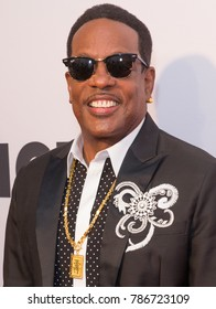 New York, NY - June 12, 2017: Charlie Wilson attends the Apollo Spring Gala 2017 at The Apollo Theater