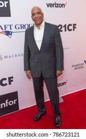 New York, NY - June 12, 2017: Stan Lathan attends the Apollo Spring Gala 2017 at The Apollo Theater