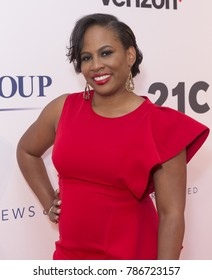 New York, NY - June 12, 2017: Kamilah Forbes attends the Apollo Spring Gala 2017 at The Apollo Theater