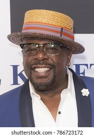 New York, NY - June 12, 2017: Cedric the Entertainer attends the Apollo Spring Gala 2017 at The Apollo Theater