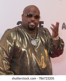 New York, NY - June 12, 2017: CeeLo Green attends the Apollo Spring Gala 2017 at The Apollo Theater