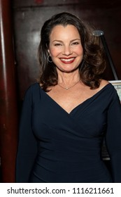 New York, NY - June 18, 2018: Fran Drescher attends 8th Annual Benefit concert for the Tyler Clementi Foundation in Cutting Room