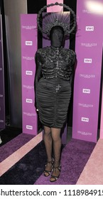 New York, NY - June 21, 2018: Asia O'Hara attends VH1 Trailblazer Honors 2018 at The Cathedral of St. John the Divine
