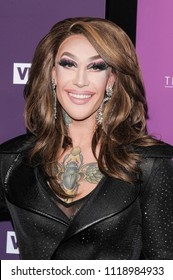 New York, NY - June 21, 2018: Kameron Michaels attends VH1 Trailblazer Honors 2018 at The Cathedral of St. John the Divine