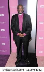 New York, NY - June 21, 2018: Most Rev. Michael Curry attends VH1 Trailblazer Honors 2018 at The Cathedral of St. John the Divine