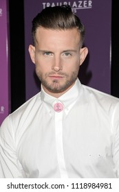 New York, NY - June 21, 2018: Nico Tortorella attends VH1 Trailblazer Honors 2018 at The Cathedral of St. John the Divine