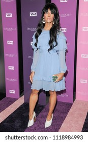New York, NY - June 21, 2018: MJ Rodriguez attends VH1 Trailblazer Honors 2018 at The Cathedral of St. John the Divine