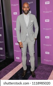 New York, NY - June 21, 2018: Karamo Brown attends VH1 Trailblazer Honors 2018 at The Cathedral of St. John the Divine
