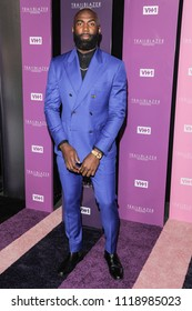 New York, NY - June 21, 2018: Malcolm Jenkins attends VH1 Trailblazer Honors 2018 at The Cathedral of St. John the Divine