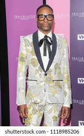 New York, NY - June 21, 2018: Billy Porter attends VH1 Trailblazer Honors 2018 at The Cathedral of St. John the Divine