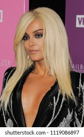 NEW YORK, NY - JUNE 21: Recording artist Bebe Rexha attends VH1 Trailblazer Honors 2018 at The Cathedral of St. John the Divine on June 21, 2018 in New York City.