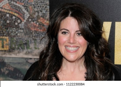 NEW YORK, NY - JUNE 27: Monica Lewinsky  attends A Special Screening of Whitney at The Whitby Hotel on June 27, 2018 in New York City.
