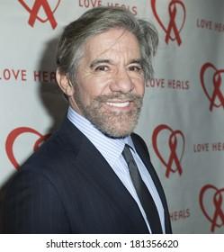 NEW YORK, NY - MARCH 11, 2014: Geraldo Rivera attends the Love Heals 2014 Gala at Four Seasons Restaurant