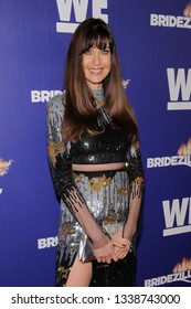 NEW YORK, NY - MARCH 13: Carol Alt attends WEtv's premiere fashion event celebrating the return of 'Bridezillas' on March 13, 2019 at Angel Orensanz Foundation in New York City.