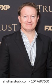 New York, NY - March 15, 2018: Simon Beaufoy attends FX Annual All-Star Party at SVA theater